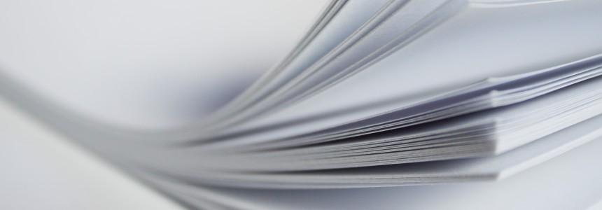 เนื้อกระดาษ กี่แกรมดี?