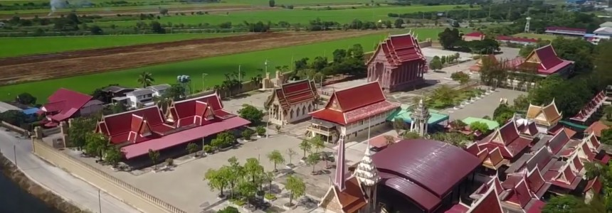 Thaibook TV (EP.1 ตอนเที่ยววัดคลองขวาง)